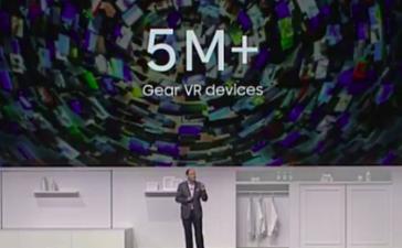 CES 2017: Samsung заявила, что отгрузила 5 миллионов Gear VR