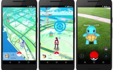 Pokemon Go ожидается в России на днях
