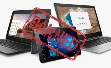 В США могут запретить ноутбуки в салонах самолетов из Европы