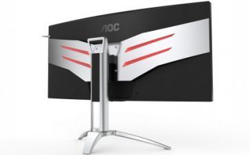 AOC выпустила 35-дюймовый изогнутый монитор AGON AG352QCX