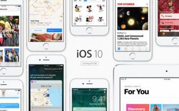iOS 10 станет доступна для обновления 13 сентября