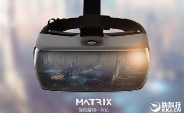 VR-гарнитура Storm Mirror Matrix стоит около 430 долларов