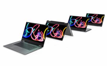 Lenovo выпускает перевертыши Yoga 720-15 и Yoga 720-13 в России