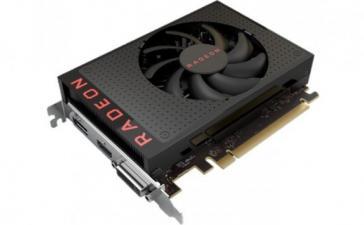 AMD выпустила видеокарту Radeon RX 460