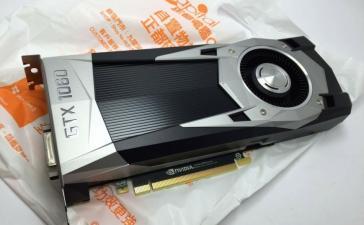 Видеокарта NVIDIA GeForce GTX 1060 засветилась на фото