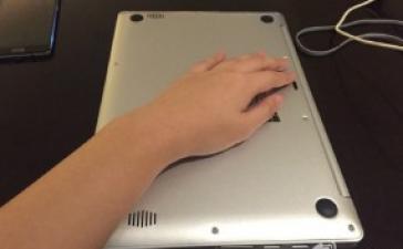 Работающий ноутбук Xiaomi показался на фото