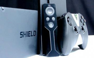 Nvidia представит свою новую версию консоли Shield на CES 2017