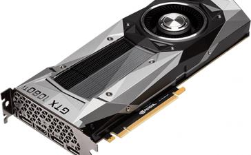 Флагманская игровая видеокарта NVIDIA GeForce GTX 1080 Ti поступила в продажу