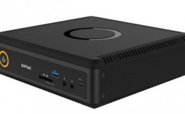 Zotac представила игровой мини-ПК с поддержкой виртуальной реальности