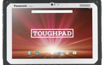 Panasonic представила защищенный планшет Toughpad FZ-A2