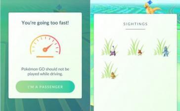 Обновление Pokemon Go вернуло энергосберегающий режим