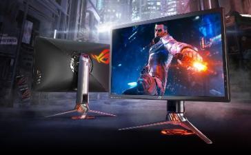 ASUS представит свой монитор NVIDIA G-Sync HDR в июне