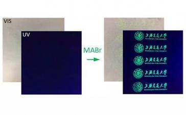 Ученые создают невидимые чернила, активированные солью