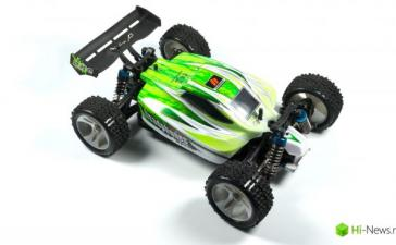 Обзор RC модели автомобиля WLtoys A959-B — жажда скорости