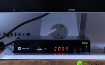 Даешь цифровое ТВ в каждый дом! Обзор телевизионных тюнеров Harper