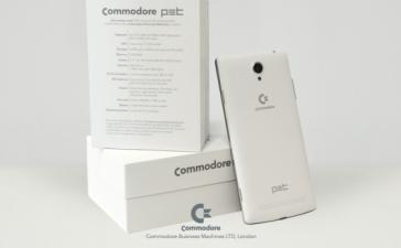 Компьютер Commodore 64 возвращается в виде смартфона