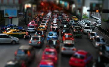 Беспилотные автомобили решат проблему с пробками к 2030 году