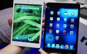 #computex   Братья-близнецы: новый MSI Primo 81 и iPad Mini