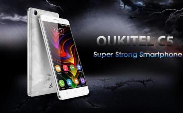 OUKITEL C5 — защищенный смартфон по невероятной цене