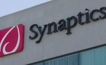 Synaptics анонсировал датчик отпечатков под стеклом