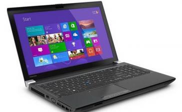 #CES | Toshiba представила первые в мире 4K-ноутбуки