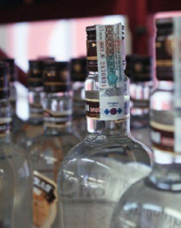 Доставка водки на дом поможет продлить мероприятие