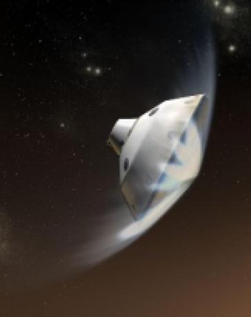 Термозащитный экран Марса 2020 поломался во время тестов