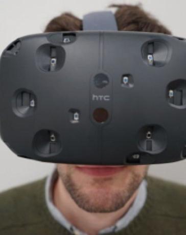 Первые впечатления о виртуальной реальности Valve и HTC Vive
