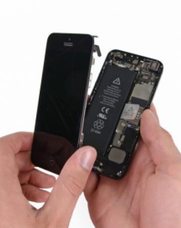 Как самостоятельно заменить дисплей на смартфоне iPhone 5s