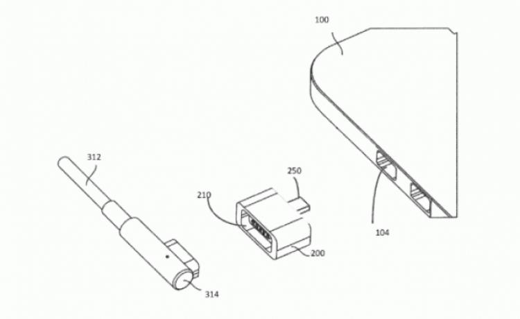 Apple может возродить MagSafe с помощью адаптера
