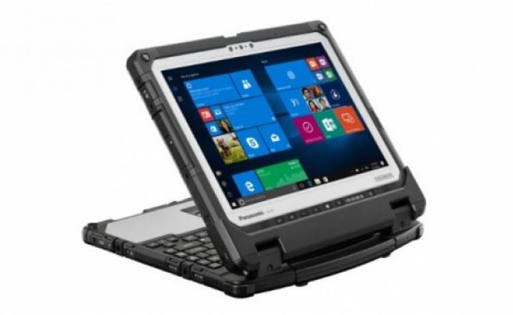 Panasonic выпускает прочный гибридный планшет Toughbook 33