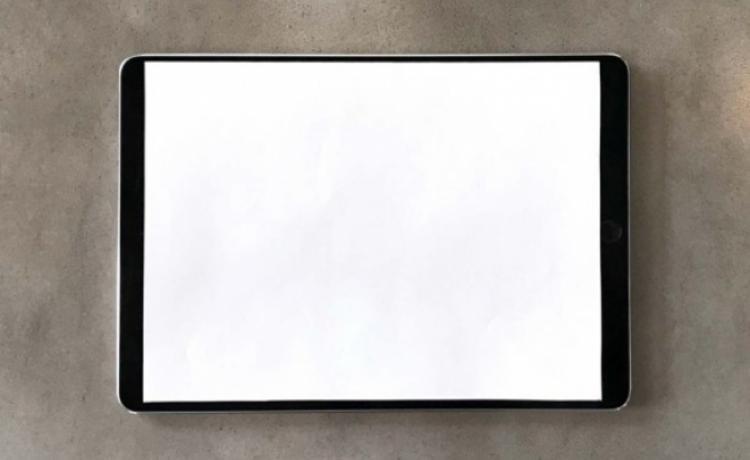 Apple начинает ограниченное производство 10,5-дюймового iPad Pro