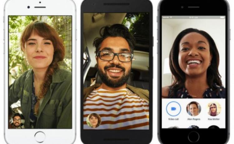 Простой видеочат Google Duo получит поддержку голосовых звонков