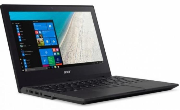 TravelMate Spin B1 стал первым ноутбуком Acer на базе Windows 10 S