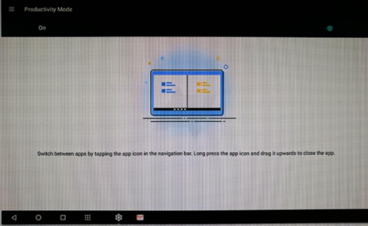 """Motorola работает над планшетом с """"производительным"""" режимом"""