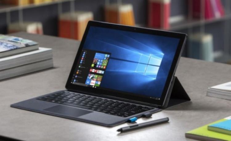 Гибридный Windows-планшет Alcatel Plus 12 получил LTE-клавиатуру