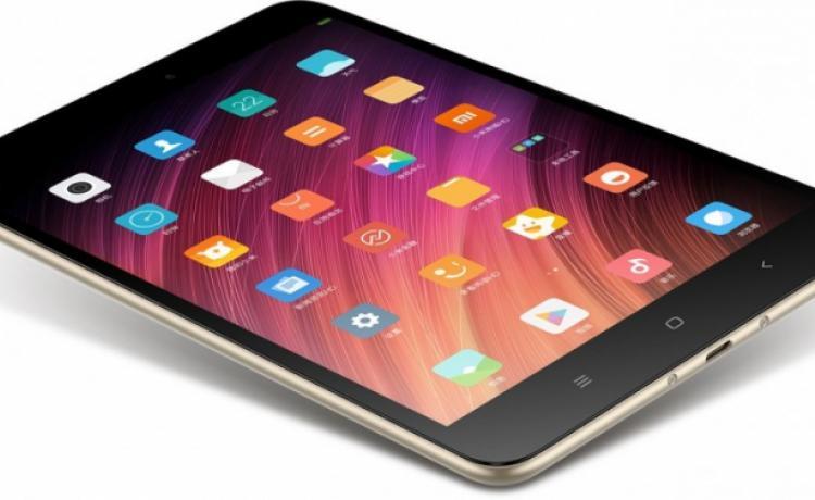Xiaomi представила недорогой планшет Mi Pad 3 с камерой на 13 Мп
