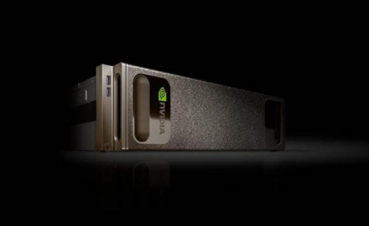 Суперкомпьютер для ИИ NVIDIA DGX-1 вышел в России