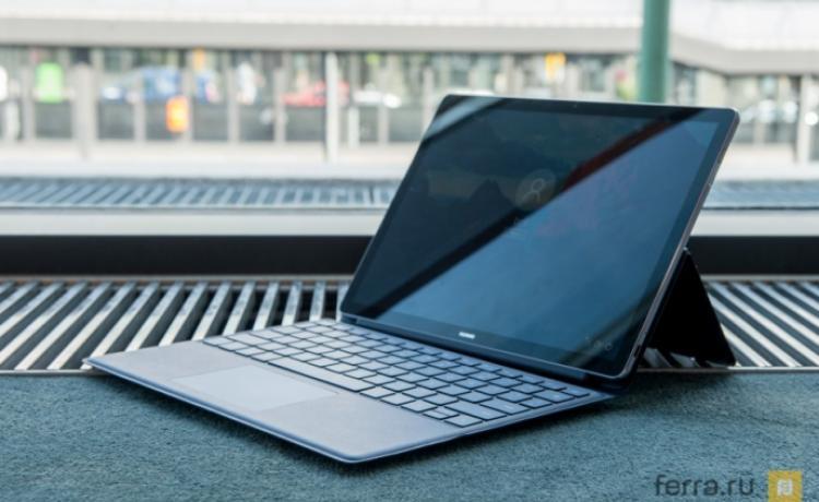 Huawei представила гибридный планшет MateBook E