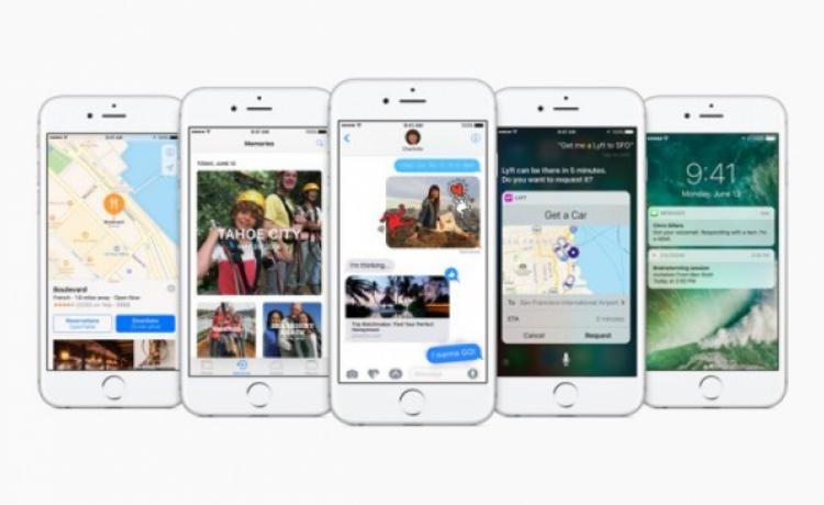 Точное время выхода финальной версии iOS 10