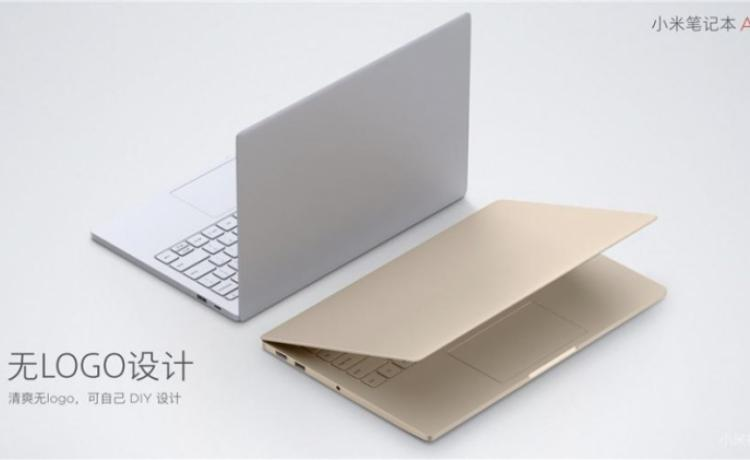 Xiaomi обновила ноутбук Mi Notebook Air
