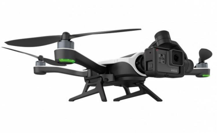 GoPro выпустила дрон Karma в Европе