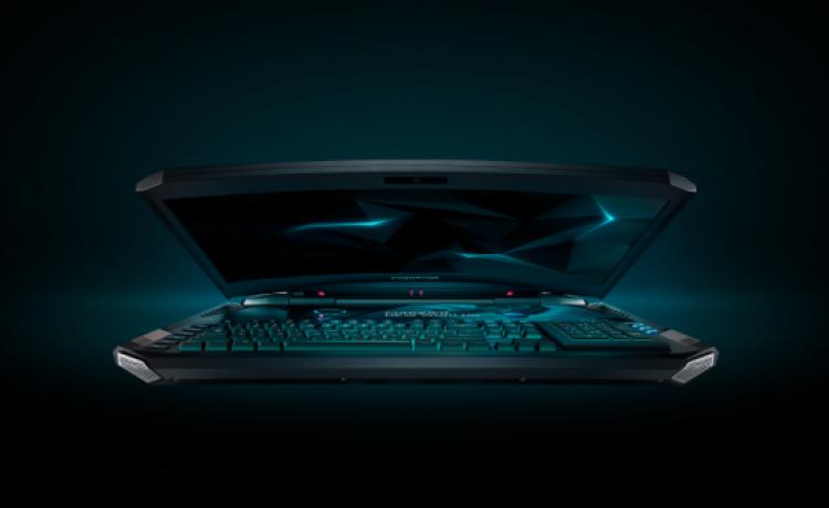 CES 2017: Acer назвала цену 21-дюймового ноутбука Predator 21 X с изогнутым дисплеем