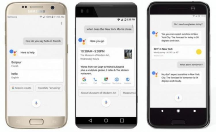 Google оставил планшеты без Ассистента