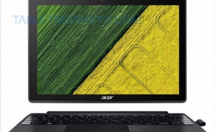 Гибридный Acer Aspire Switch 3 Pro на Apollo Lake готовится к выпуску