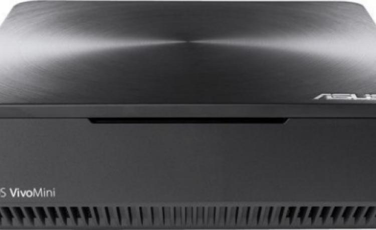 Мини-ПК ASUS VivoMini VM65 перешли на Intel Kaby Lake