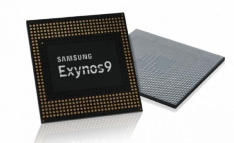 Samsung представила мощный 10-нанометровый процессор Exynos 9 Series 8895