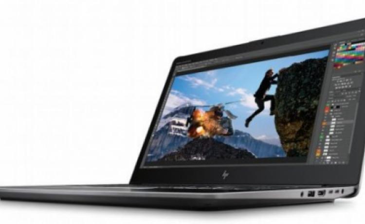 HP представила новые мобильные рабочие станции ZBook