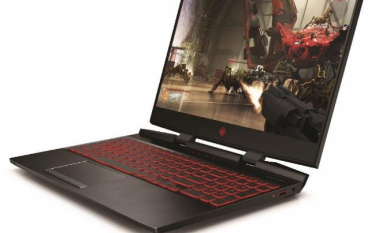 Игровой ноутбук HP Omen 15 приобретает новый облик и GTX 1070 Max-Q GPU