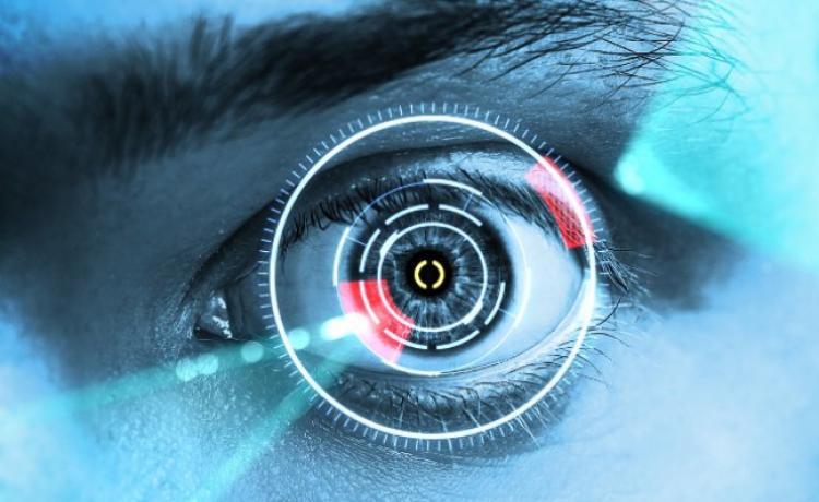Ученые создают ультратонкую мембрану, которая превращает глаза в лазеры